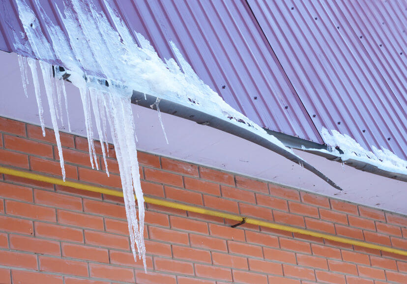 Winter Roofing Inspection Checklist