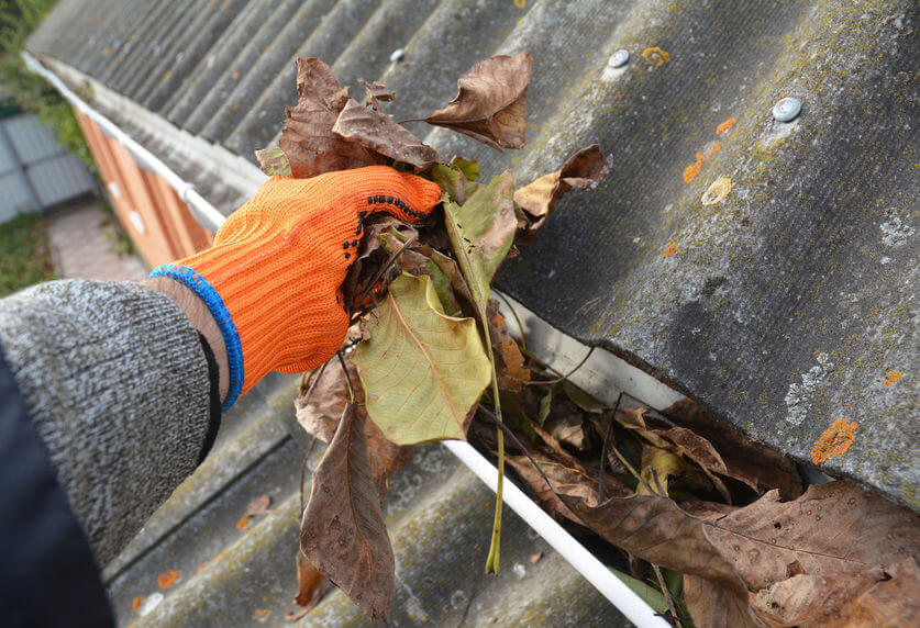 Fall Roofing Inspection Checklist